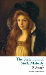 Omslag - The Statement of Stella Maberly, and an Evil Spirit (Valancourt Classics)
