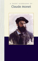Omslag - A Short Biography of Claude Monet