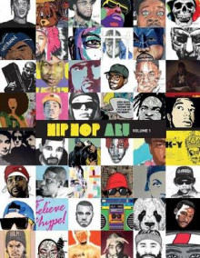 Hip Hop Art Vol. 1 av Paul Stewart (Heftet)