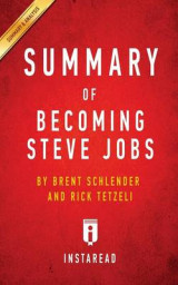 Omslag - Summary of Becoming Steve Jobs