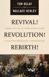 Omslag - Revival! Revolution! Rebirth!