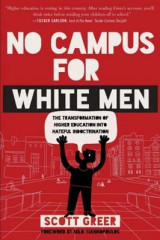 Omslag - No Campus for White Men