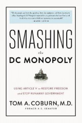 Omslag - Smashing the DC Monopoly