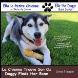 Omslag - La Petite Chienne Trouve Son OS (Doggy Finds Her Bone)