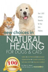 Omslag - New Choices in Natural Healing for Dogs & Cats