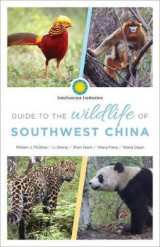 Omslag - Field Guide To The Wildlife Of Southwest China