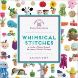 Omslag - Whimsical Stitches