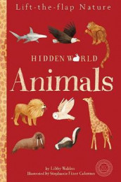 Hidden World: Animals av Libby Walden (Innbundet)