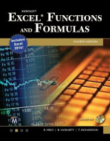 Omslag - Microsoft Excel Functions and Formulas