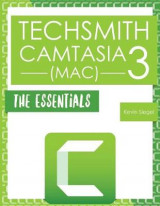 Omslag - Techsmith Camtasia 3 (Mac)