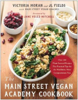 Omslag - The Main Street Vegan Academy Cookbook