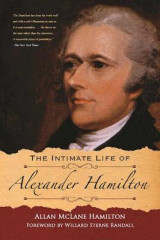 Omslag - The Intimate Life of Alexander Hamilton