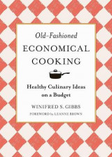 Omslag - Old-Fashioned Economical Cooking