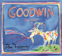 Goodwin the Goat av Don Freeman (Innbundet)