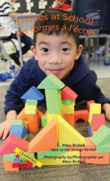 Omslag - Shapes at School/Les Formes Al'ecole