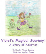 Omslag - The Violet's Magical Journey