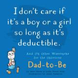 Omslag - I Don't Care if it's a Boy or a Girl so Long as it's Deductible