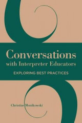 Omslag - Conversations with Interpreter Educators