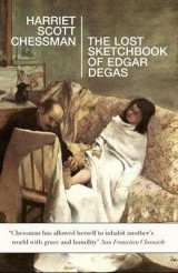 Omslag - The Lost Sketchbook of Edgar Degas