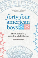 Omslag - Forty-Four American Boys