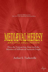 Omslag - Medieval Heresy and the Inquisition