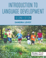 Omslag - Introduction to Language Development, Second Edition