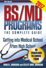 Omslag - Bs/MD Programs-The Complete Guide