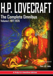 H.P. Lovecraft, the Complete Omnibus Collection, Volume I av Finn J D John og H P Lovecraft (Heftet)