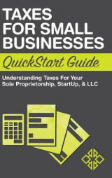 Omslag - Taxes for Small Businesses QuickStart Guide