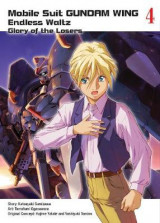 Omslag - Mobile Suit Gundam Wing 4: The Glory Of Losers
