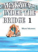 Omslag - Arakawa Under The Bridge, 1