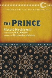 The Prince av Niccolo Machiavelli (Heftet)