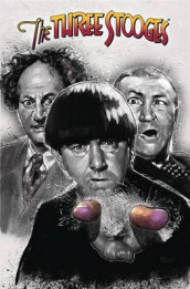 The Three Stooges Volume 1 av S,A, Check, James Kuhoric og J. C. Vaughn (Heftet)