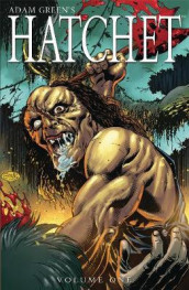 Adam Greens Hatchet Vol 01 TPB av James Kuhoric (Heftet)