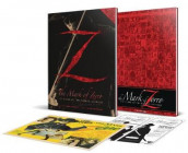 The Mark of Zorro 100 Years of the Masked Avenger HC Collector's Limited Edition Art Book av James Kuhoric (Innbundet)