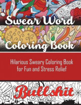 Omslag - Swear Word Coloring Book
