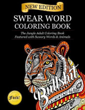 Swear Word Coloring Book av Adult Coloring Books, Coloring Books for Adults og Swear Word Coloring Books (Heftet)