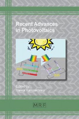 Omslag - Recent Advances in Photovoltaics