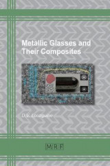 Omslag - Metallic Glasses and Their Composites