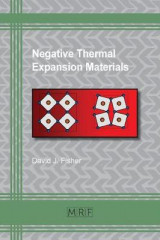 Omslag - Negative Thermal Expansion Materials