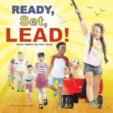 Omslag - Ready, Set, Lead