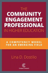 Omslag - The Community Engagement Professional in Higher Education