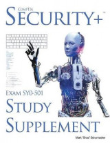 Omslag - Shue's, Comptia Security+ Exam Sy0-501, Study Supplement