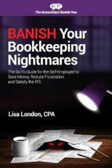 Omslag - Banish Your Bookkeeping Nightmares