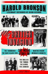 Omslag - My British Invasion