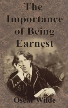 The Importance of Being Earnest av Oscar Wilde (Innbundet)