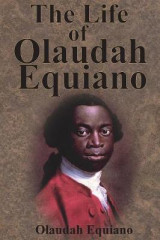 Omslag - The Life of Olaudah Equiano