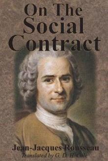 On the Social Contract av Jean-Jacques Rousseau (Heftet)