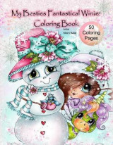 Omslag - My Besties Fantastical Winter Coloring Book