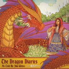 The Dragon Diaries av Jim Weiss (Lydbok-CD)